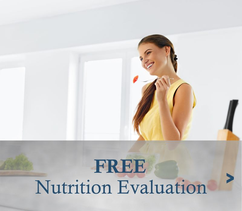 Free Nutrition Evaluation