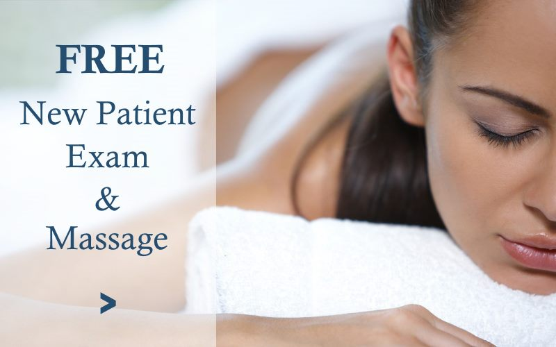 New Patient Exam and Massage